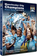 Manchester City: Champions Season Review 2013-2014