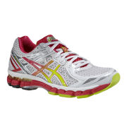 Asics Women's Gt-2000 2 Trainers - White/Lime/Raspberry