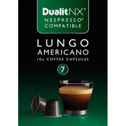Dualit Lungo Americano NX Coffee Capsules (50 Pack)