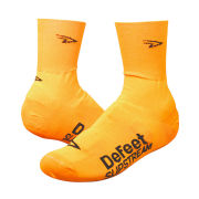 DeFeet Slipstream Shoe Covers - Neon Orange