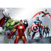 Marvel Group - Metallic Poster - 47 x 67cm