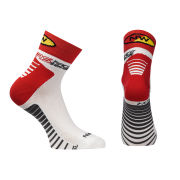 Northwave Men's Speed Socks - White/Red