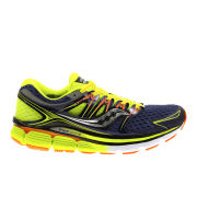 Saucony Men's Triumph ISO Running Shoes - Blue/Yellow/Orange