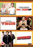 Knocked Up/Superbad/40yr Old Virigin