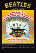 Magical Mystery Tour Album Greeting Card