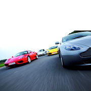 Triple Supercar Driving Blast with Passenger Ride and Photo