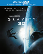 Gravity 3D (Includes 2D Version and UltraViolet Copy)
