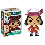 Peter Pan Captain Hook Disney Pop! Vinyl Figure