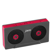 HMDX Jam Rewind Wireless Bluetooth Speaker - Red
