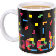 Tetris Geek Heat Change Mug