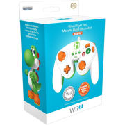 Wired Fight Pad for Wii U - Yoshi