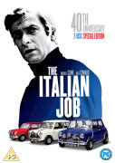 The Italian Job 40th Anniversary Editie