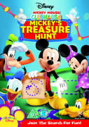 Mickey Mouse Clubhouse - Treasure Hunt