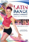 Latin Dance Aerobic Workout: Dance off the Inches