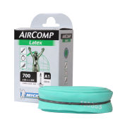 Michelin Aircomp Latex Road Inner Tube - 700 x 22-23mm