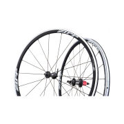 2013 Zipp 30 Clincher Rear Wheel - Classic White