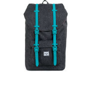 Herschel Little America Backpack - Speckle/Teal Rubber