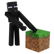 Minecraft 3 Inch Action Figure - Enderman