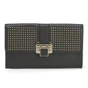 Rebecca Minkoff Women's Coco Leather Clutch with Studs - Black
