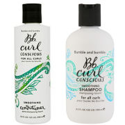 Bumble and bumble Curl Conscious Duo- Shampoo & Conditioner