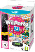 Wii Party U with Wii Remote Plus Black (LIMITED)