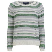 April, May Women's Indie India Knit Jumper - Mint
