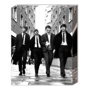 The Beatles In London - 50 x 40cm Canvas