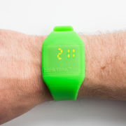50 Fifty Blink Time Watch - Green