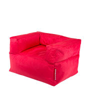 Beachbum Arm Chair Bean Bag - Red