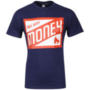 Money Men's We Are Money T-Shirt - Navy