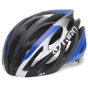 Giro Saros Cycling Helmet Black/Blue