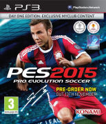 PES 2015: Pro Evolution Soccer (Day One Edition)
