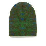 M Missoni Print Beanie Hat - Smeraldo