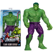 Titan Hero Marvel Avengers Hulk 12 Inch Action Figure