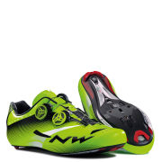 Northwave Extreme Tech Plus Cycling Shoes - Fluo Green