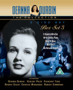 Deanna Durbin Collection - Box Set Three