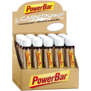 PowerBar Sports L-Carnitine Liquid - 20 Ampoule Box