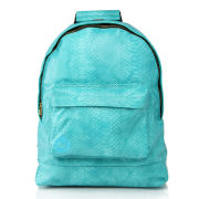 Mi-Pac Gold Python Backpack - Teal