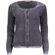 BOSS Orange Women's Idella Knit Cardigan - Charcoal
