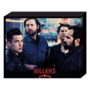 The Killers Battleborn - 50 x 40cm Canvas
