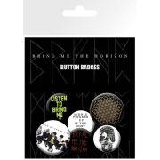 Bring Me The Horizon Sempiternal - Badge Pack