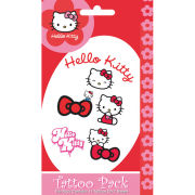 Hello Kitty Classic - Tattoo Pack