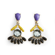 Anna Lou of London Dreamy Earrings - Multi
