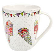 Caravan Trail Crush Mug Festival Lollies (500ml) - Multi