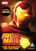 Iron Man The Ultimate Collection (6 Disc)