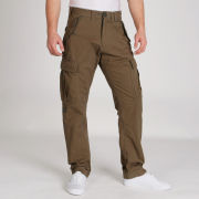 Ringspun Men's Utility Pants - Olive/Khaki