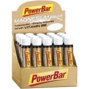 PowerBar Sports Magnesium Liquid - 20 Ampoule Box