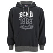 Ecko Men's Filler Time Hooded Sweatshirt - Black