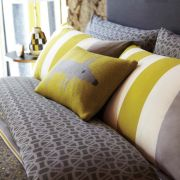 Scion Lace Stripe Pillowcase