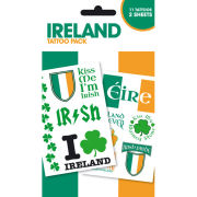 Ireland Symbols - Tattoo Pack